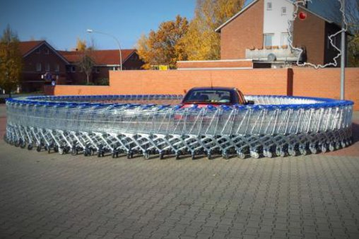 Einkaufsspaß in Deutschland