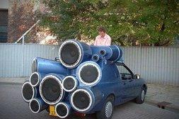 Das richtige Soundmobil für perfekten Klang