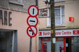 Verwirrung im Schilderwald: Wo geht's denn hier lang?