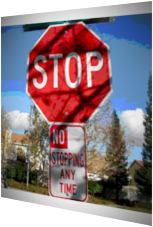 Stop! Oder doch nicht?