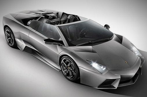 Lamborghini Reventón Roadster - Anhängerkupplung kostet extra