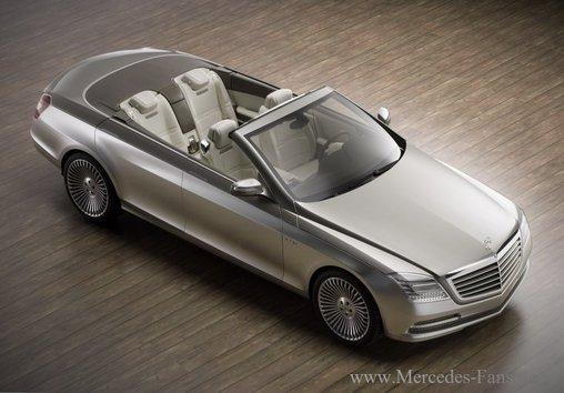Mercedes-Benz S600 Ocean Drive - für die Schnarchnasen unter den Superreichen