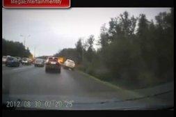 Wenn sich Drängeln auf der Autobahn nicht lohnt