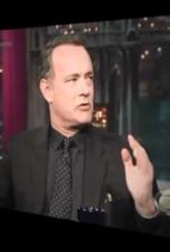 """Tom Hanks auf der """"German Autobahn"""""""