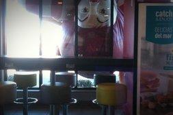 Der gruselige Ronald McDonald