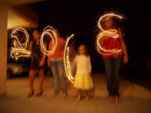 Frohes neue Jahr 201E!