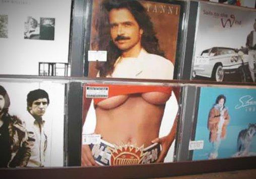 Gut platzierte CD