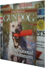 Hundemagazin zeigt auf Cover fragwürdiges Hundespielzeug