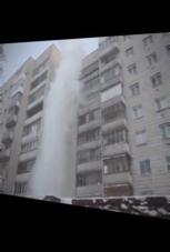 Experimente im russischen Winter: Aus kochendem Wasser wird Eiswasser