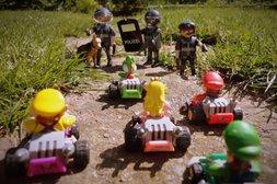 Diese Lego Polizei stoppt jeden