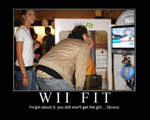 Wii Fit Fail