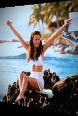 In Pearl Harbour trug man Bikini... Dumm nur, dass dieser erst Jahre später erfunden wurde!