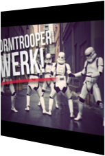 Strom Trooper Dance
