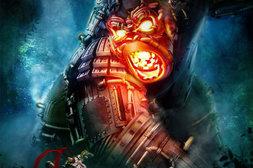 Steampunk: Roboter-Monster