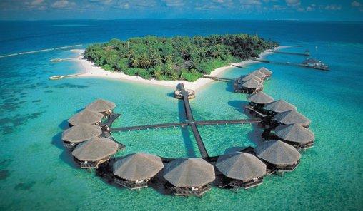 Luxus Pur auf den Malediven