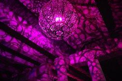 Diese Lampe ist ein echter Blickfang