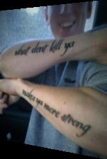 Rechtschreibfehler sorgt für lustigen Tattoofail