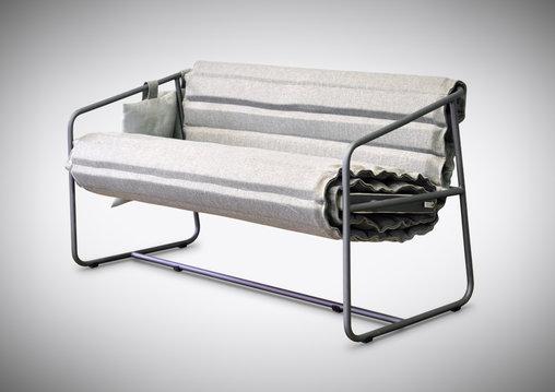 Parkbank oder Sofa?