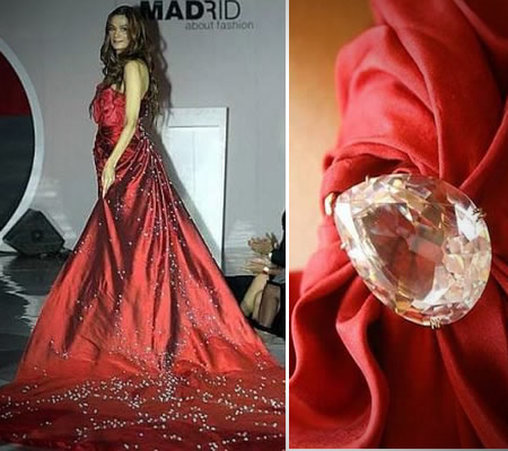 Das teuerste Kleid der Welt