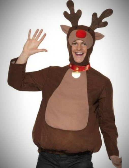 Wer will nicht als Rentier verkleidet auf der nächsten Weihnachtsparty erscheinen?