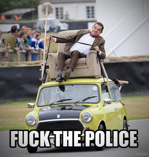 Mr. Bean – du machst es richtig