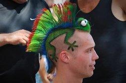Wenn die Frisur tierisch wird