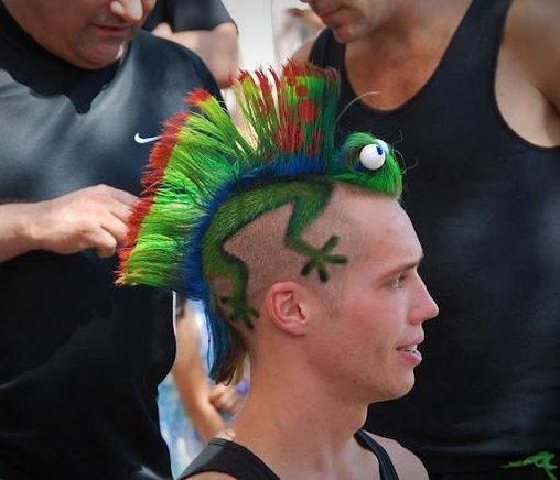 Coole Frisuren: Mdchenfrisuren-Special - Mdchende