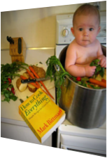 Kochen mit Babys - geht doch!
