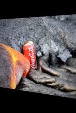 Cola und Lava