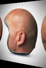 So könnte es unter dem Helm aussehen
