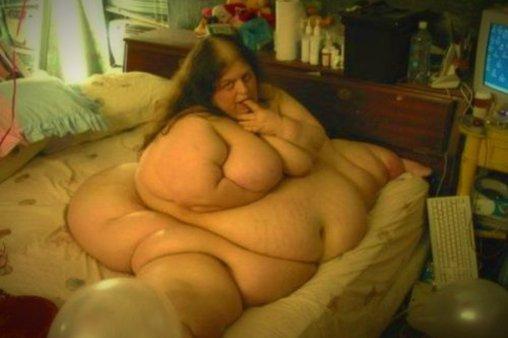 sexy fette frau
