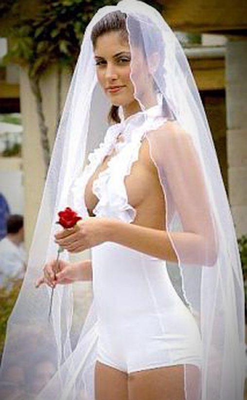 Das ist doch kein Hochzeitskleid