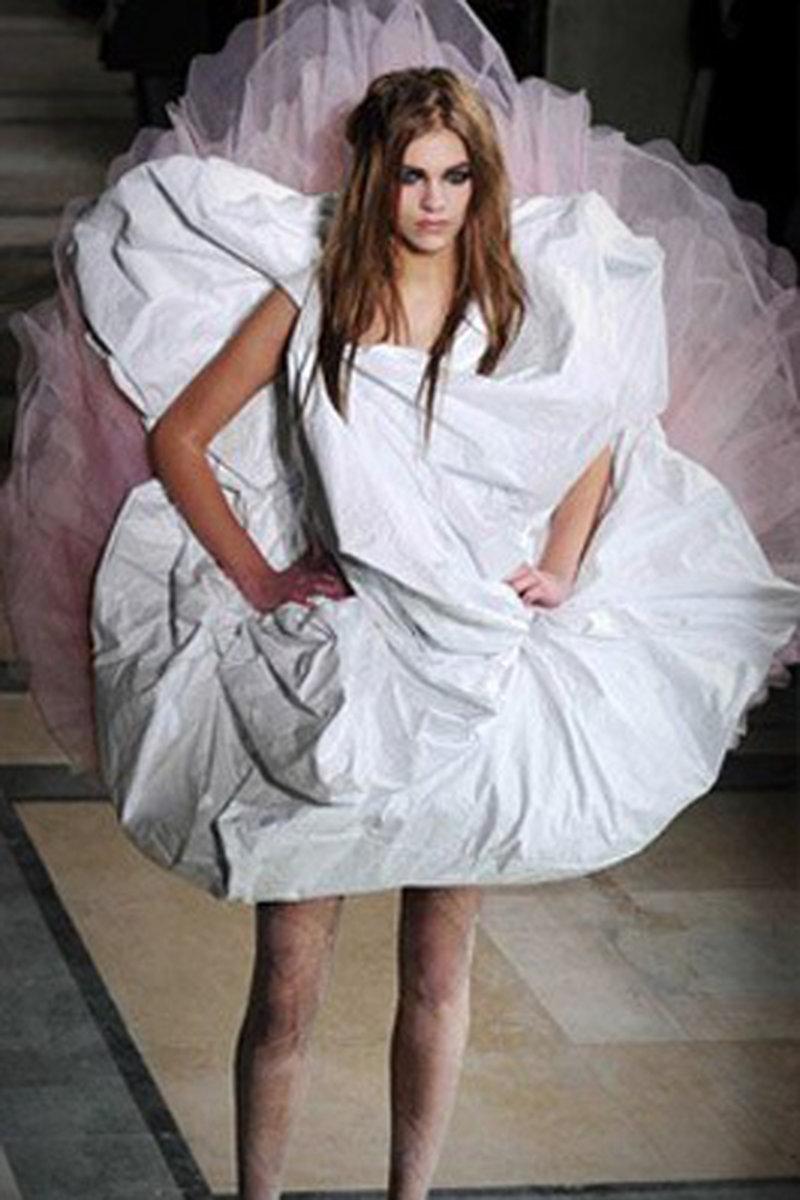 Unser Ranking der 11 hässlichsten Hochzeitskleider! - Bilder