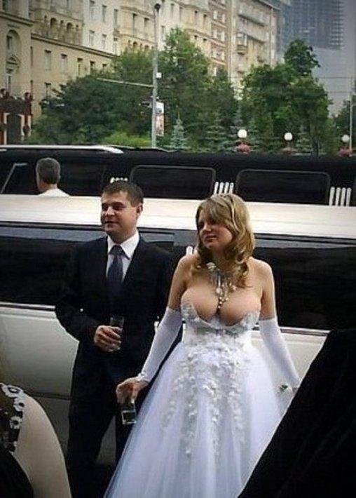 Noch ein Busenkleid