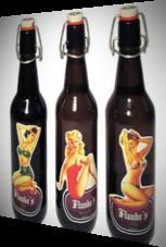 Bier und Mädels: Besser kann der Tag nicht mehr werden.