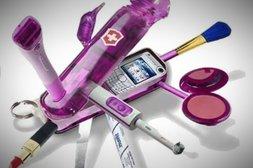 Schweizer Taschenmesser für die Damenwelt