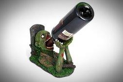 Der Zombie hat Durst