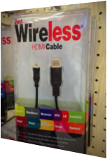 Wireless HDMI Kabel - sehr clever